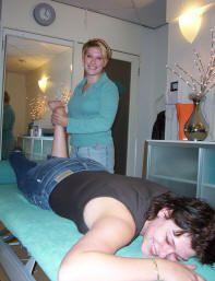 Fysiotherapie aan huis Amersfoort
